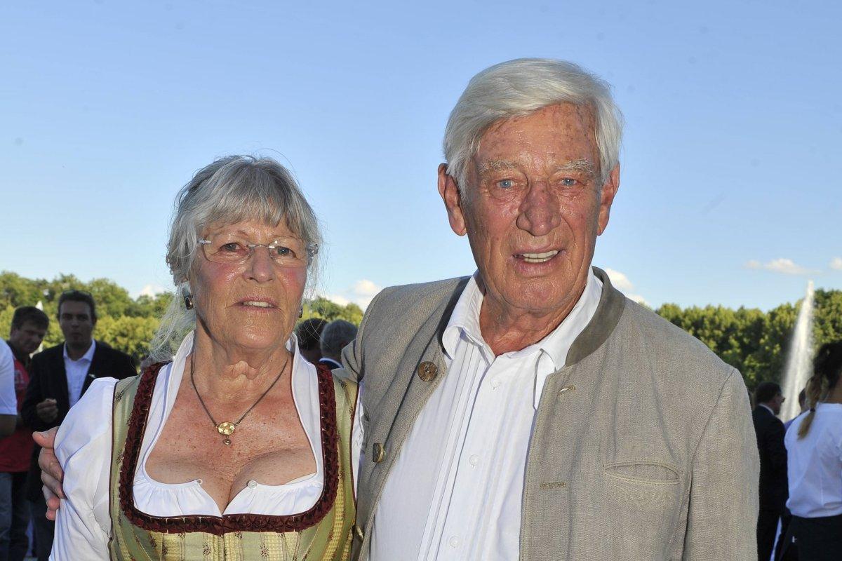 Siegfried Rauch (†85): Ehefrau Karin berichtet von Seitensprüngen
