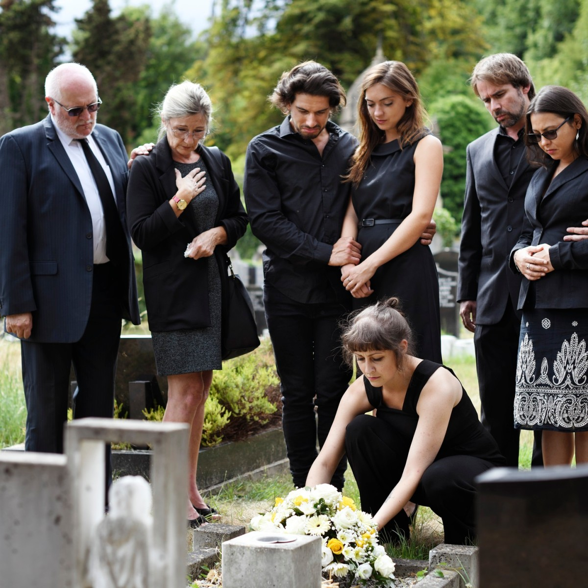 Sommer outfit beerdigung damen Beerdigung Kleidung