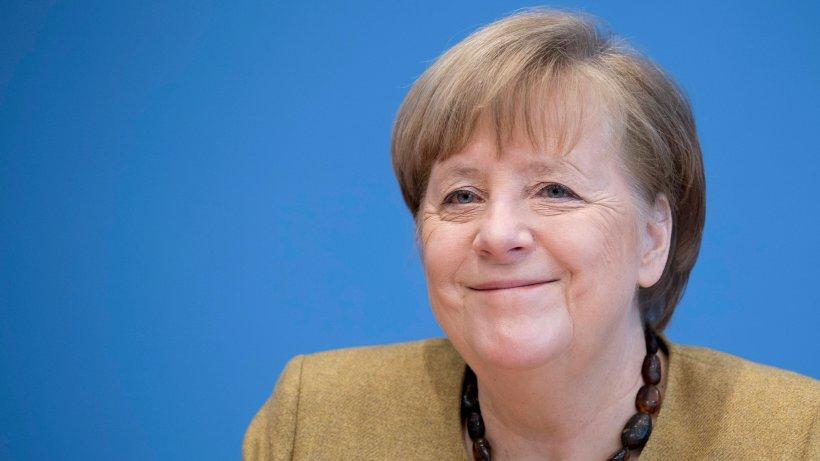 Auch im Lockdown hat Merkel die Haare schön – wie geht das?