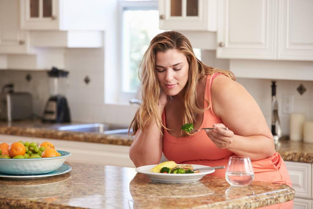 Gewichtsverlust Diät mit Insulinresistenz