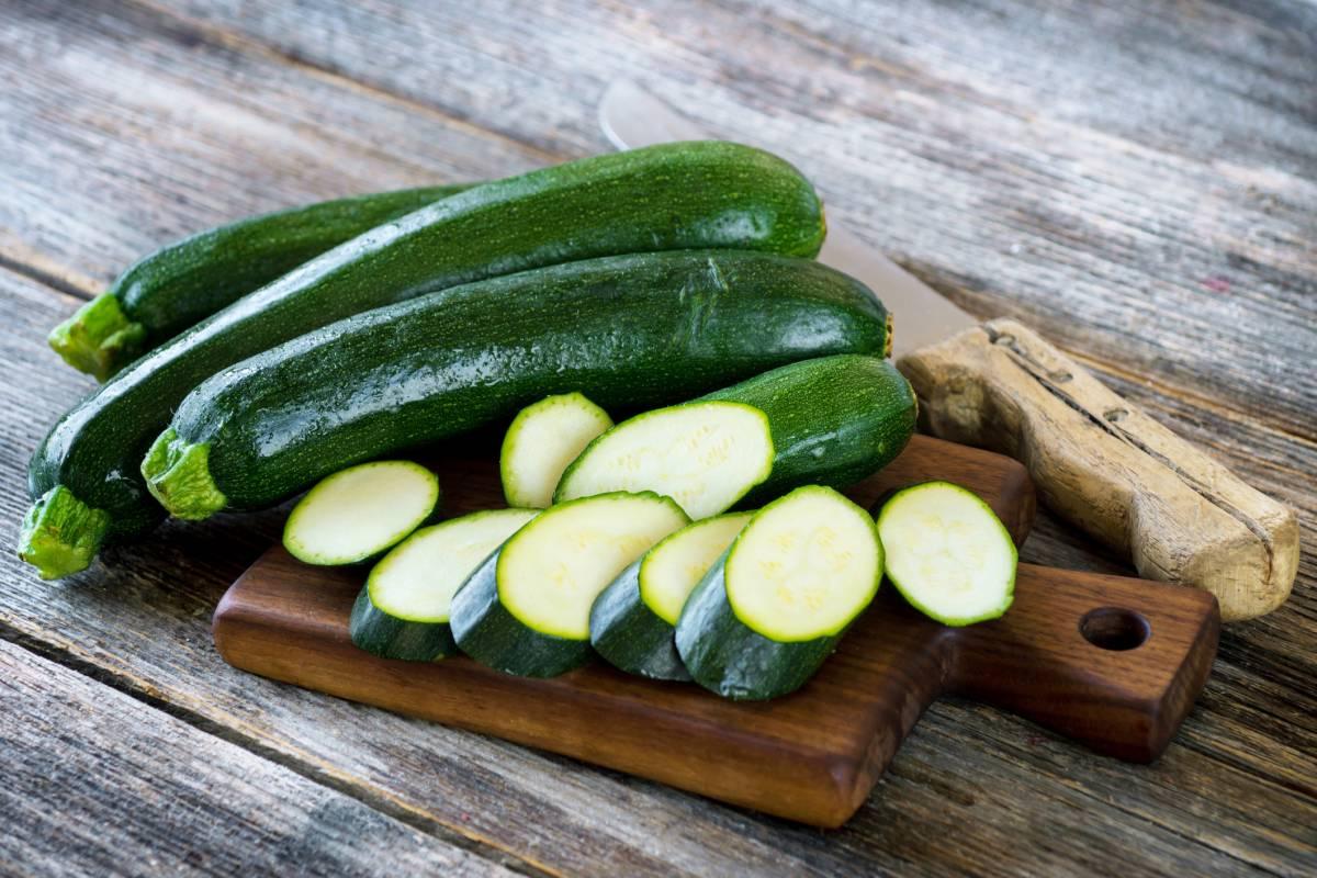 Acht Spannende Fakten über Zucchini Bildderfraude