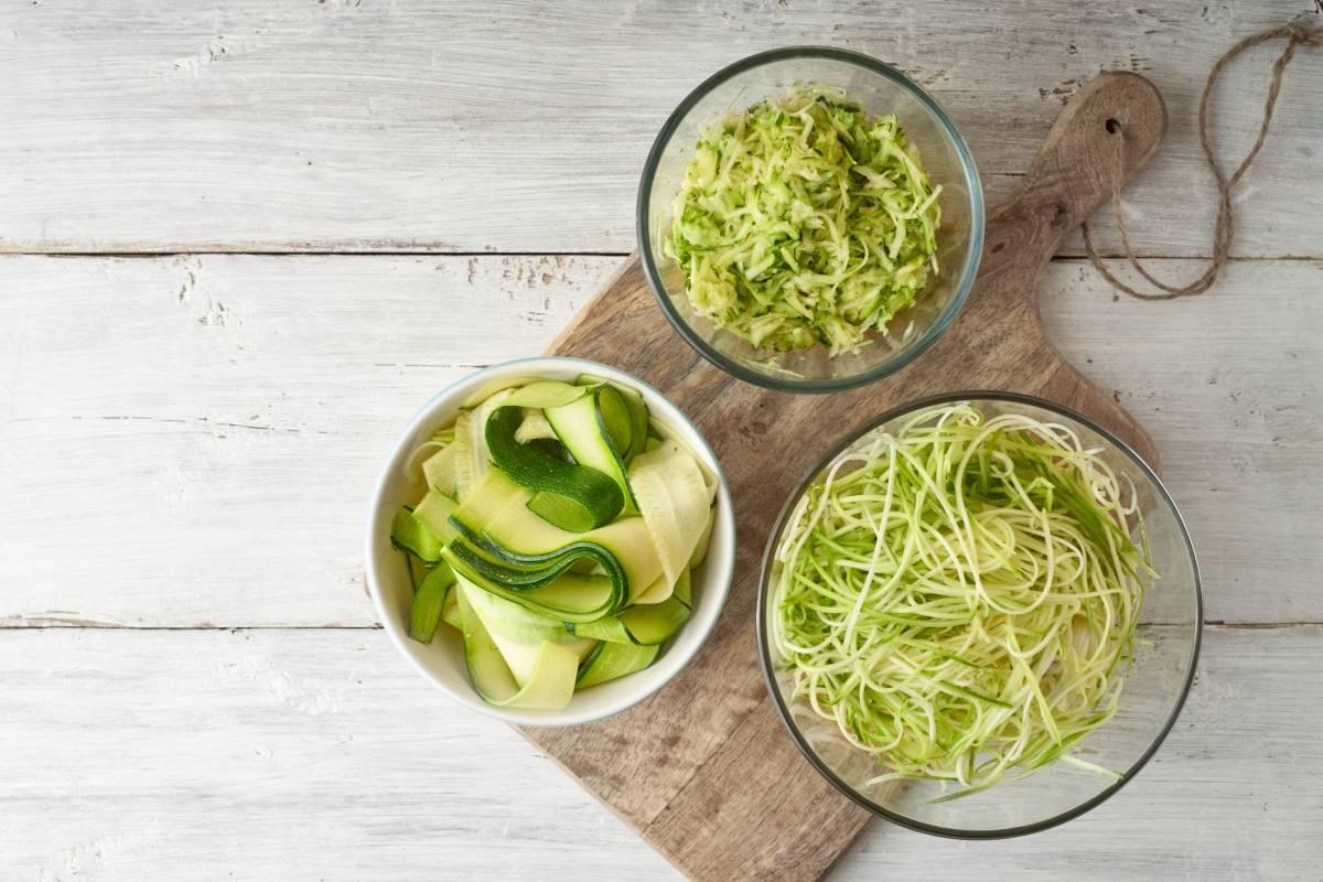 Zucchini Zubereiten Braten Backen Co Bildderfraude