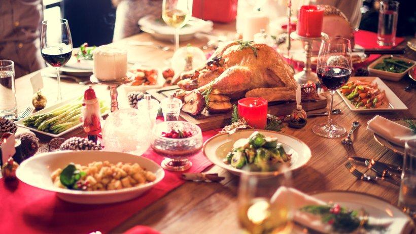 weihnachtsessen rezepte mit fleisch und fisch. Black Bedroom Furniture Sets. Home Design Ideas