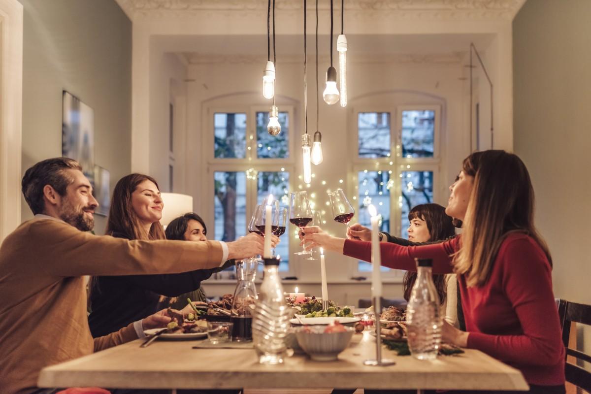 Tipps Für Weihnachtsessen.Weihnachtsessen In Frankreich Das Kommt Auf Den Tisch Bildderfrau De