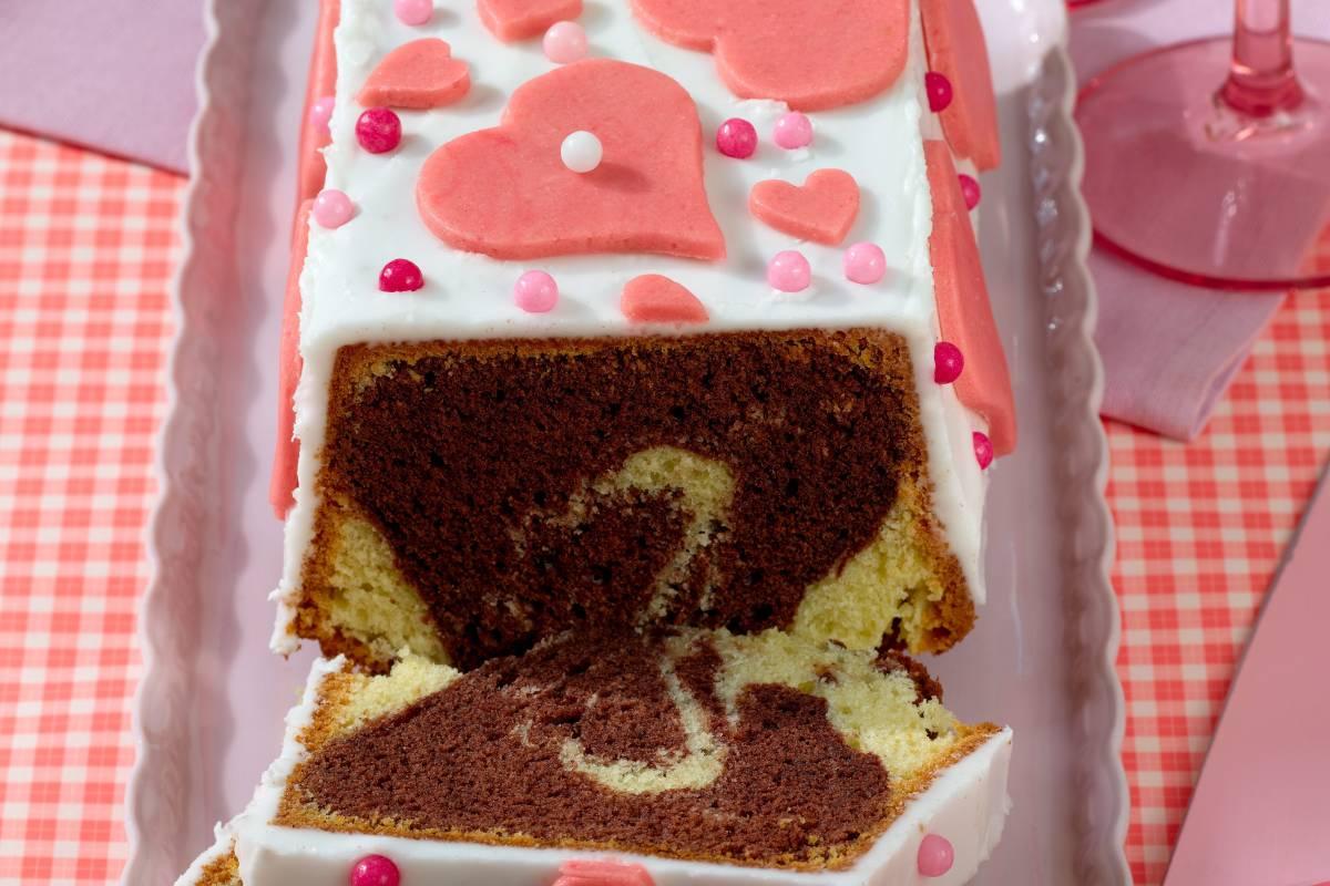 Valentinstags Dekoration So Verschonern Sie Ihren Kuchen