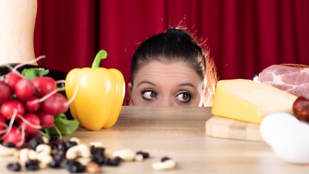 Vegan Essen Fur Einen Monat Teil 4 Vegan Leben Bildderfrau De