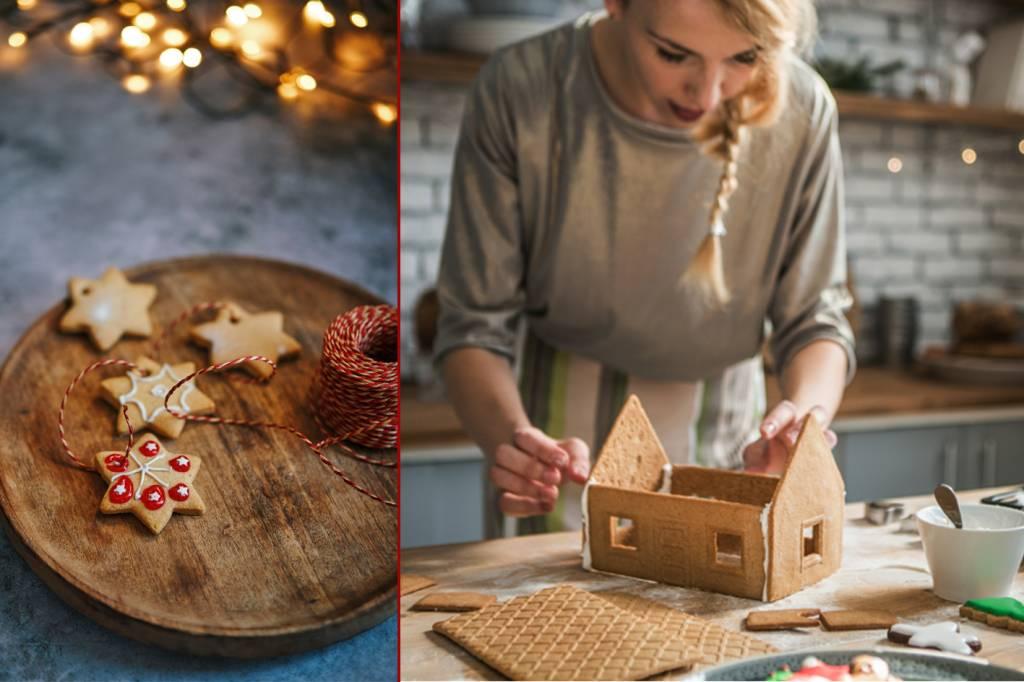 Essbare Weihnachtsdeko Weihnachtsgeschenke Aus Der Kuche