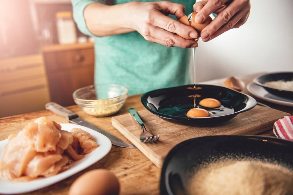 Schnitzel Panieren Tipps Tricks Für Die Perfekte Panade
