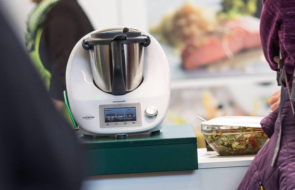 Lidl küchenmaschine monsieur cuisine 2019