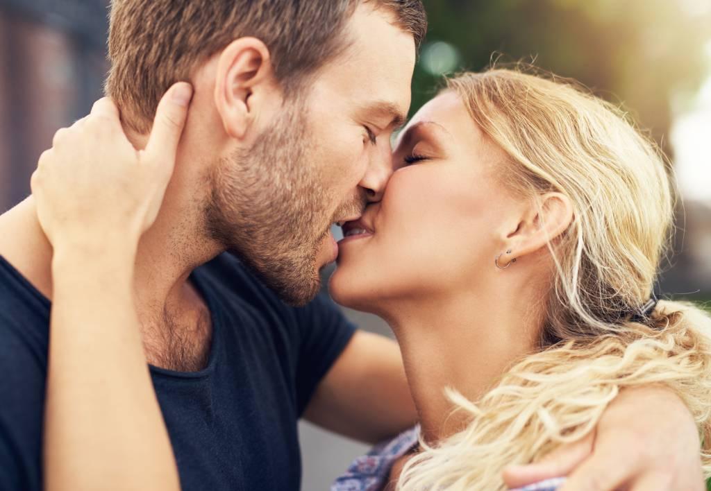 wie kann ich küssen üben