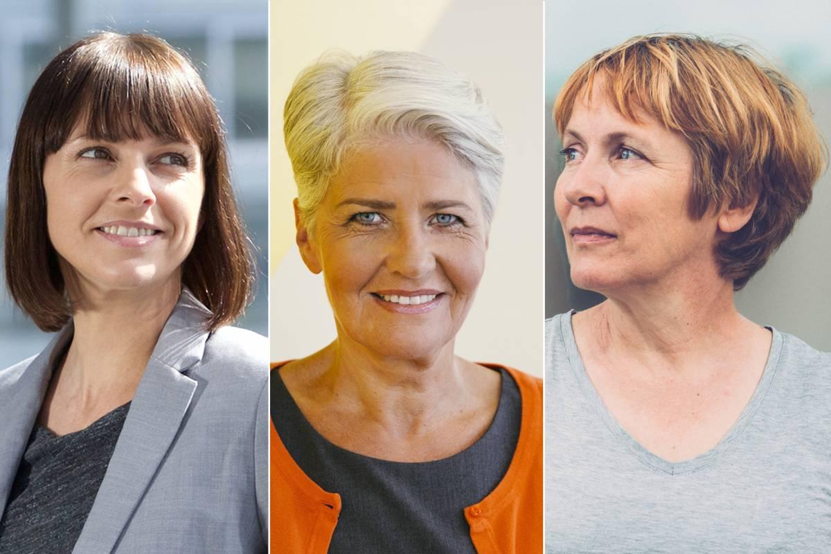 Kurzhaarfrisuren Fur Frauen Ab 40 Von Kurz Bis Lang Bildderfrau De