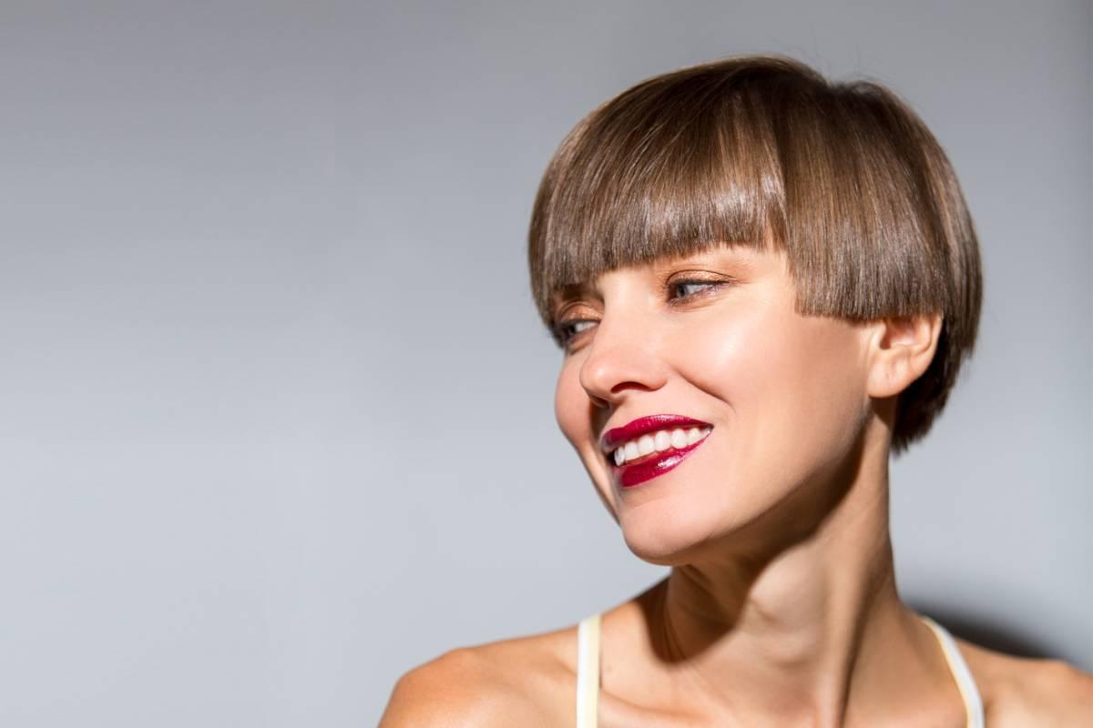 Frisuren klassischer pagenkopf