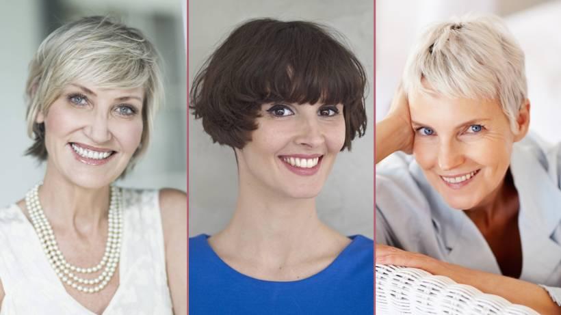 Kurzhaarfrisuren Diese Trends Fur Kurzes Haar Im Neuen Jahr