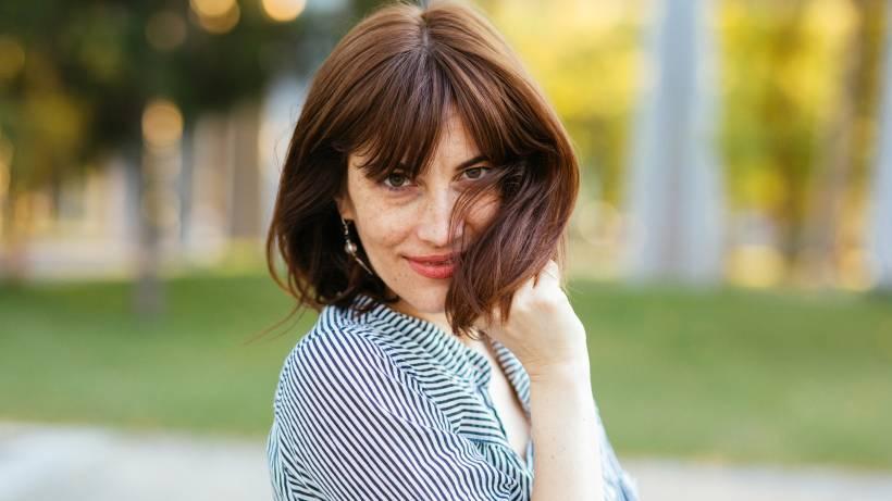 Glatte Haare Das Sind Die Schonsten Frisuren Bildderfrau De