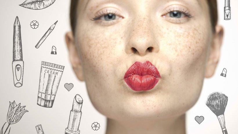 Sexy Lippen: Wie wird der perfekte Kussmund geschminkt?
