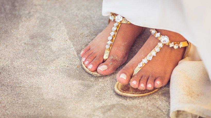 Sandalen Stinken Nach Schweiß