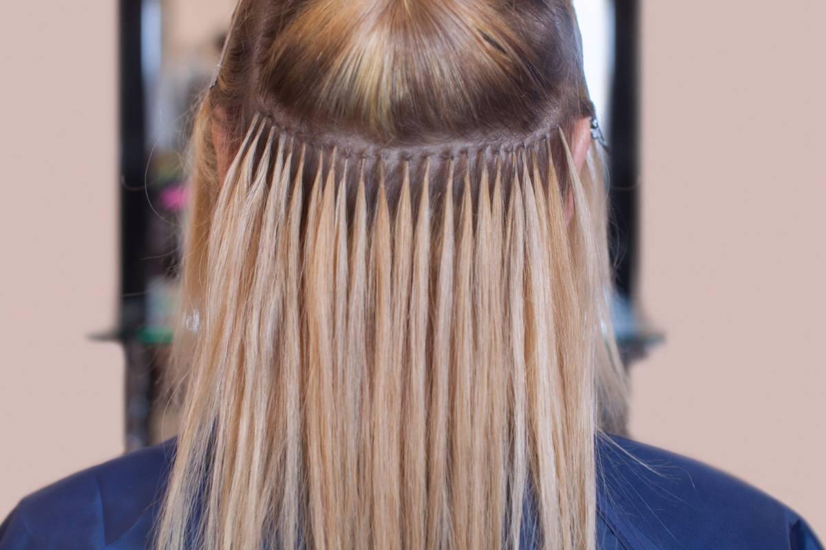 Haarverlängerung bei kurzen Haaren – funktioniert das