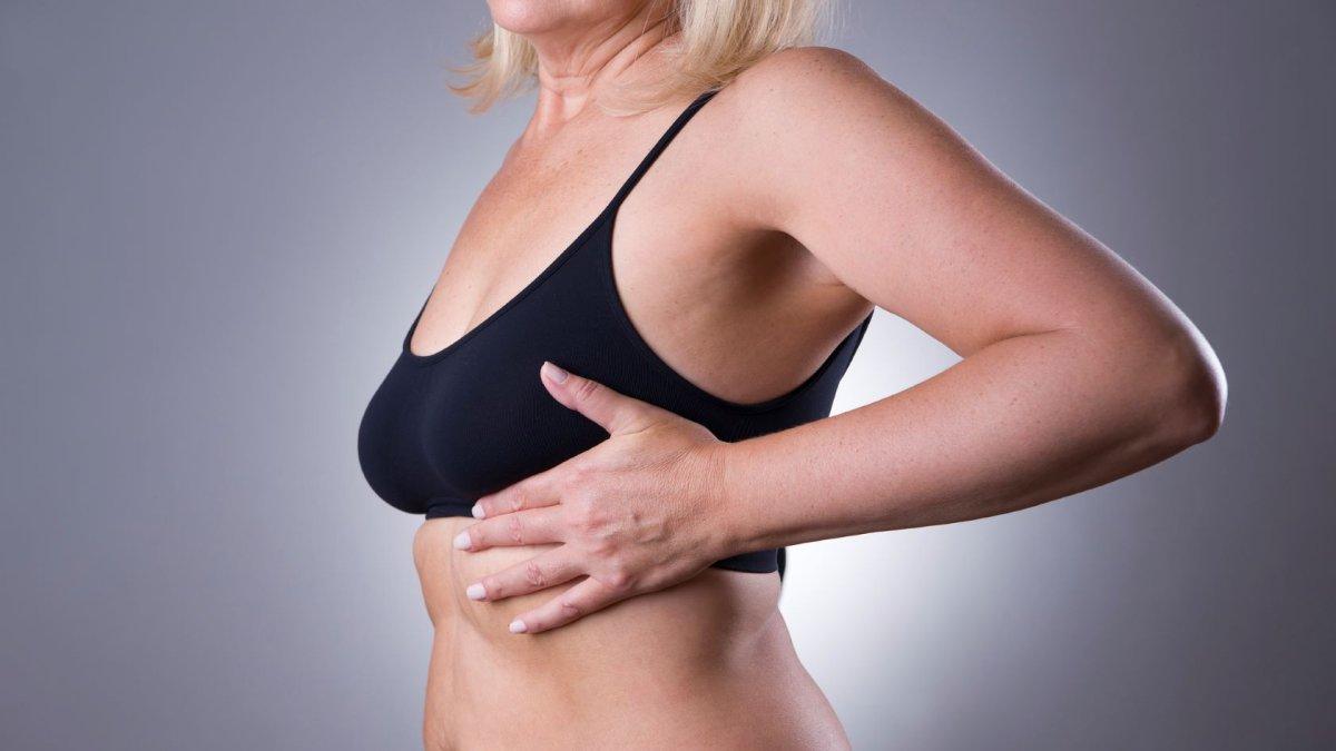 Brust durch massieren größer