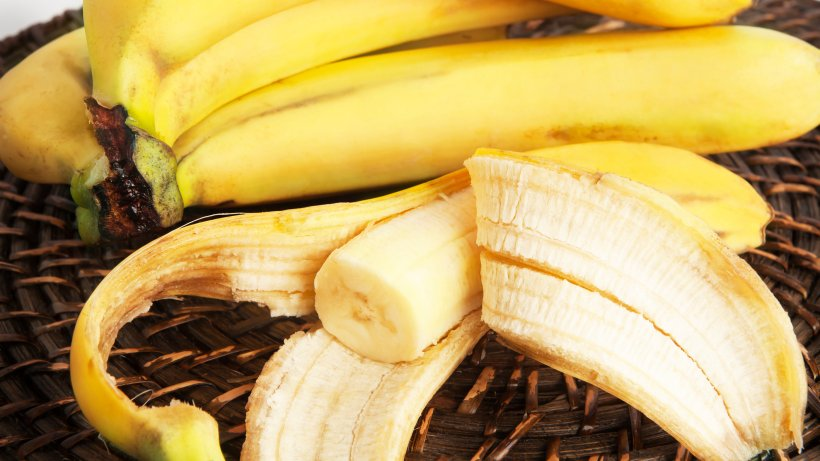 Ein echter Beauty-Alleskönner: Bananenschalen!