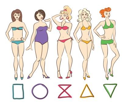 Frauen körper perfekter Wissenschaftlich bestätigt: