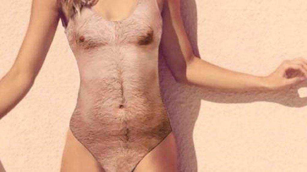Bademode absurd: Würden Sie SO schwimmen gehen? - Bild der Frau