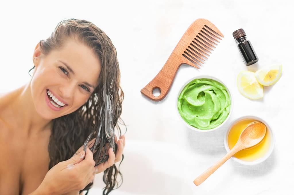 10 Lebensmittel Für Schöne Haare Glanz Und Pflege Aus Der Küche