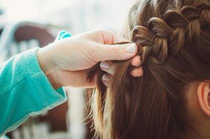 Kurze haare zopf Zopf Frisuren