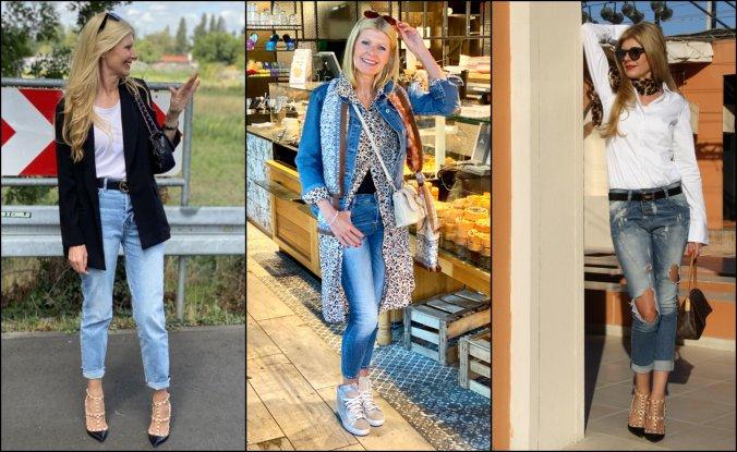Klassiker Nummer 4: eine gut sitzende Jeans