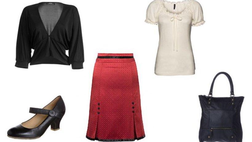 b ro outfit 7 bild der frau. Black Bedroom Furniture Sets. Home Design Ideas