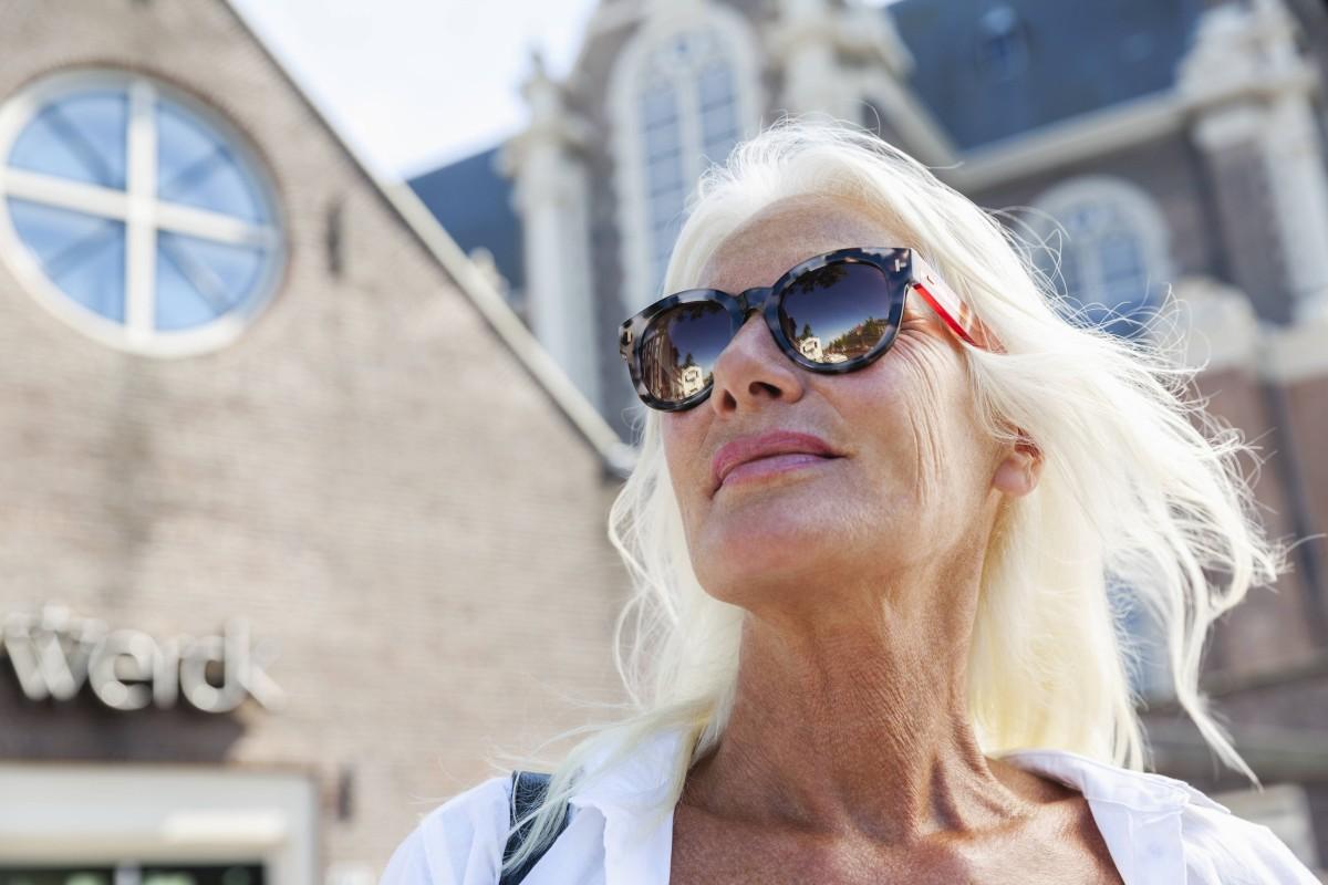 Zukünftige Sonnenbrillen Trends