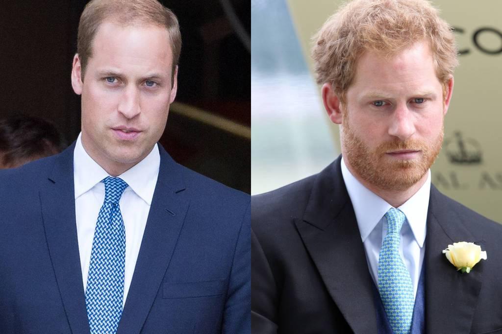Prinz William Und Harry Zum Tod Von Diana Bildderfraude