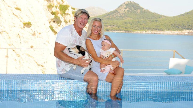 Erfolgsauswanderer Peggy & Steff zeigen ihre Villa auf Mallorca - Bild der Frau