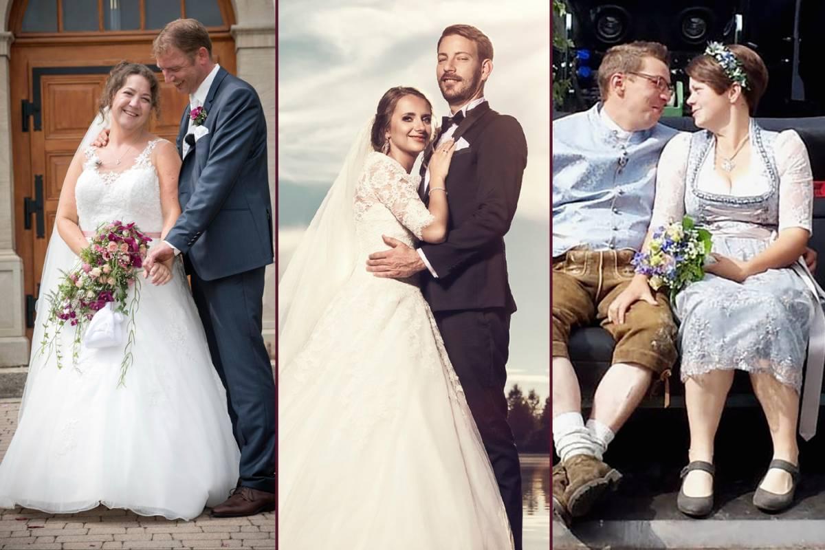 Bauer Sucht Frau Hochzeiten 2018 Die Schonsten Bilder