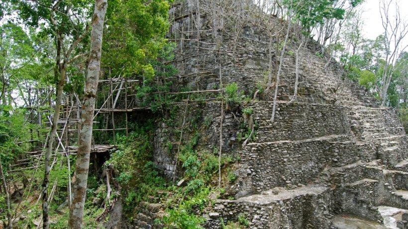 Auf den Spuren der Maya: Die mysteriösen Ruinen von El Mirador