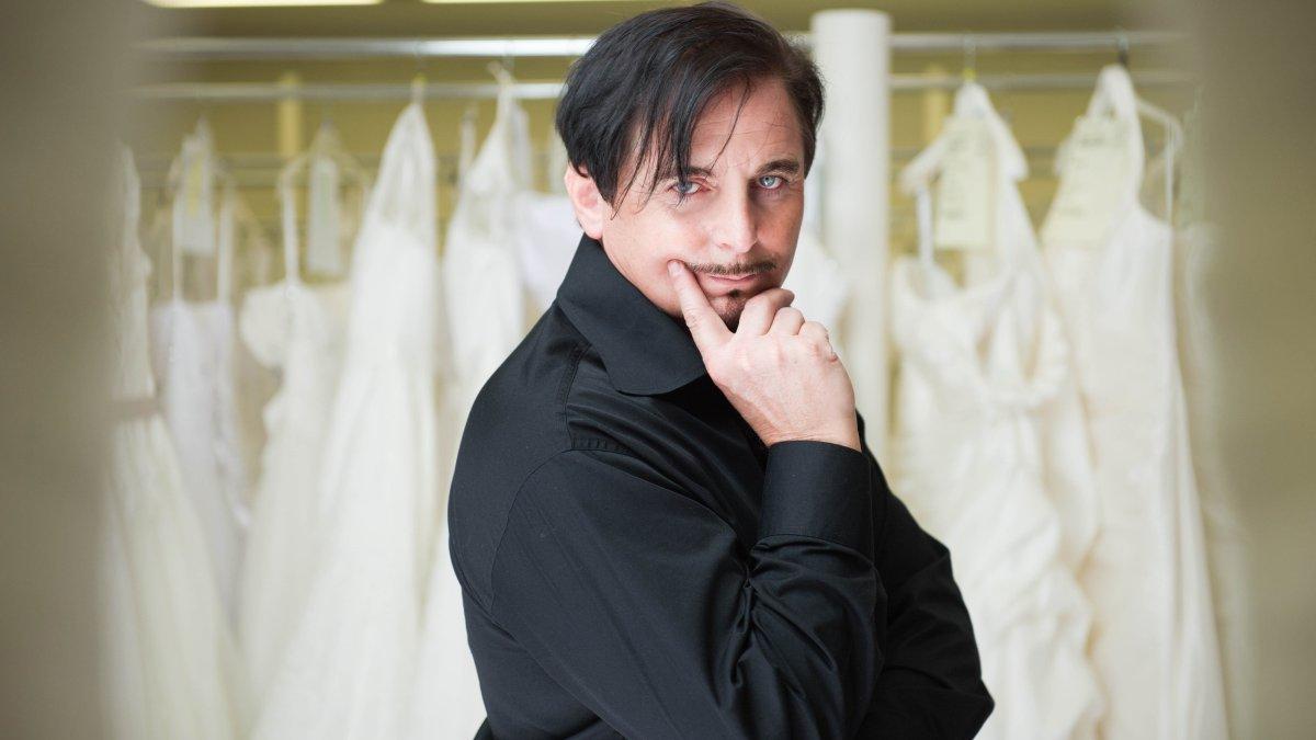 Uwe Herrmann Verrat Welche Brautkleider Jetzt Angesagt Sind Bildderfrau De