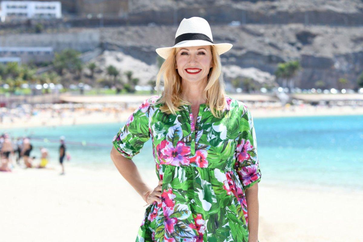 Andrea Kiewel: ZDF-Fernsehgarten-Moderatorin mit neuem Look