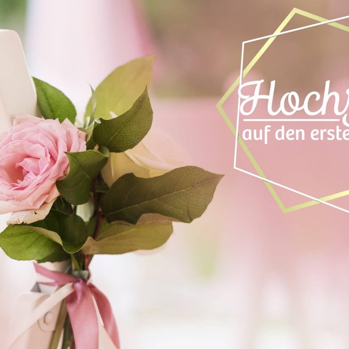 Hochzeit Auf Den Ersten Blick Vom Bachelor Zu Mr Unbekannt Bildderfrau De