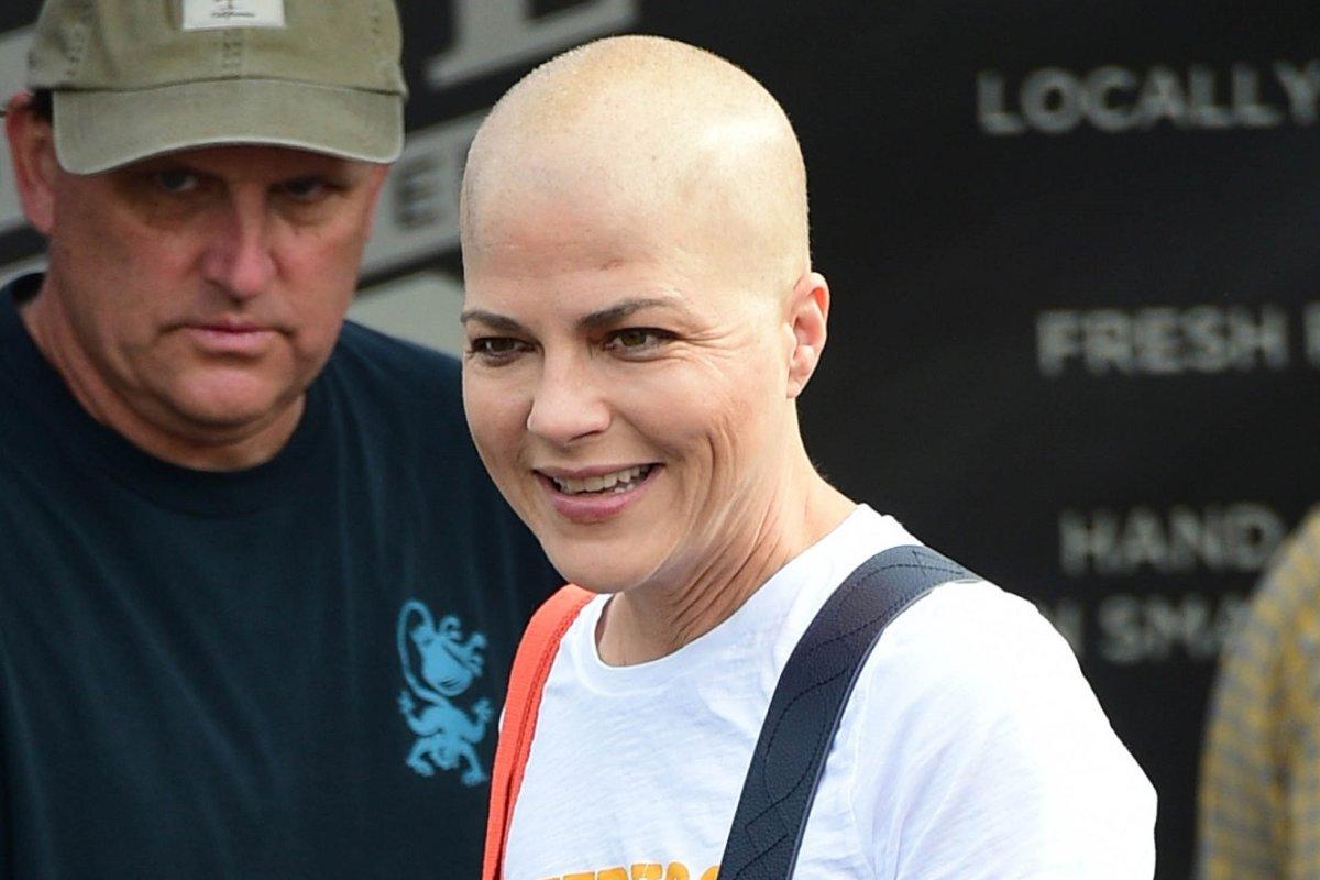 Selma Blair nach Chemo: Die Haare wachsen wieder – aber anders