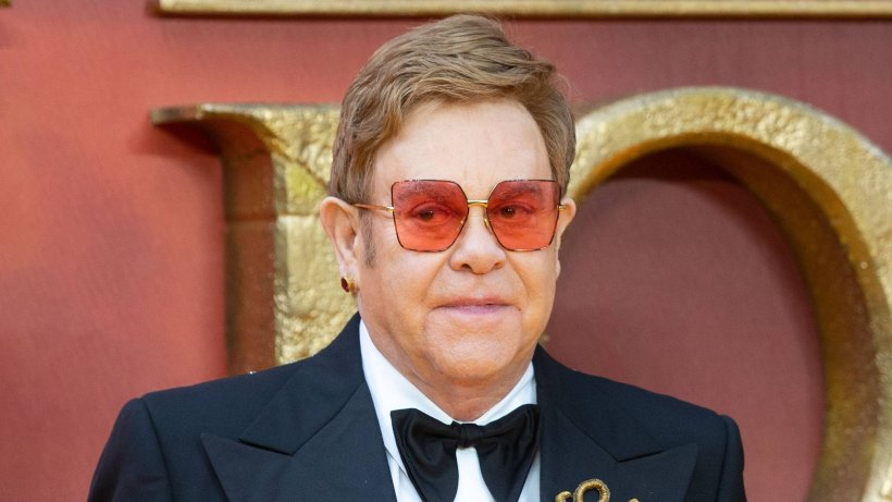 Unter Tränen: Elton John beendet Konzert vorzeitig