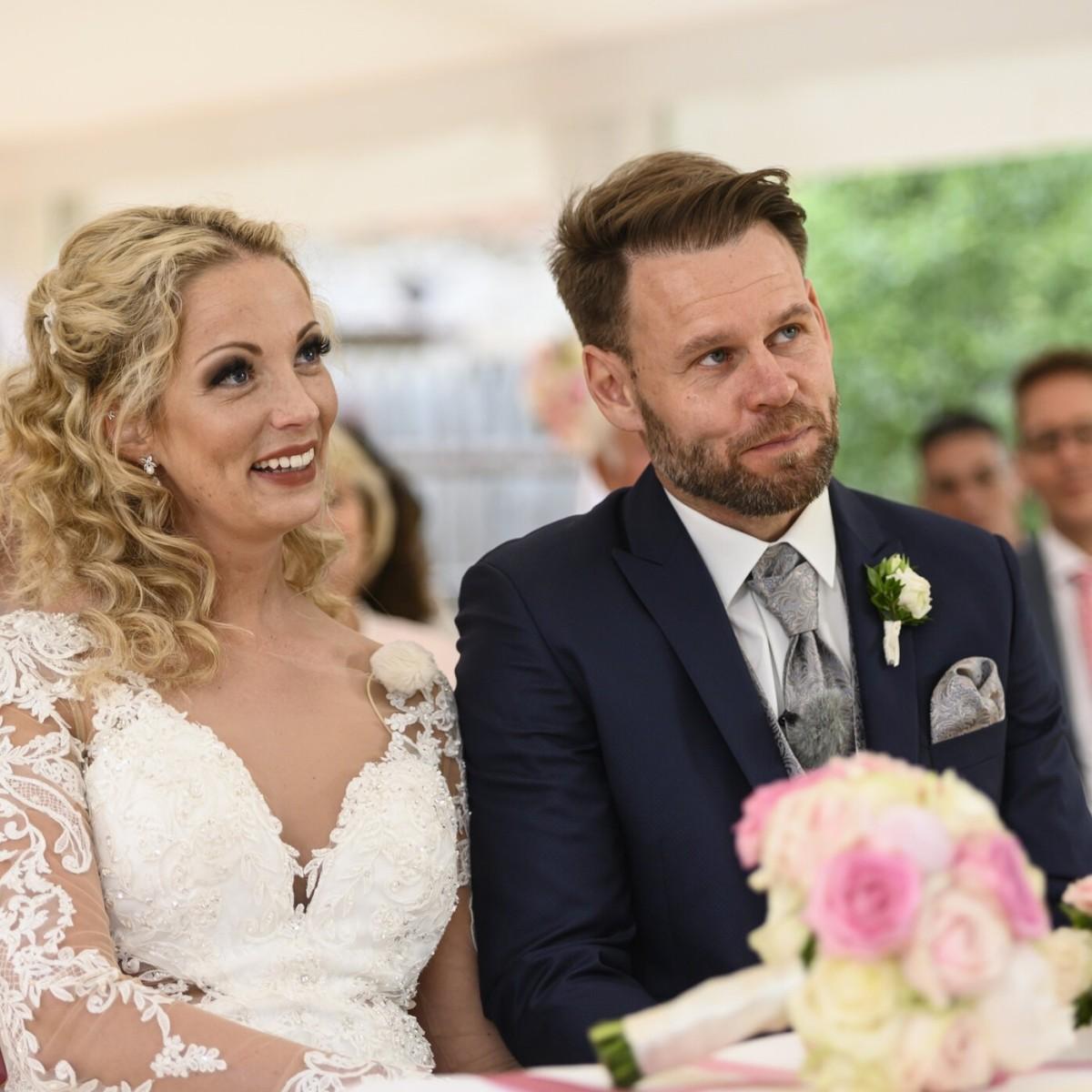 Hochzeit Auf Den Ersten Blick Cindy Und Alex Trauen Sich Nochmal Bildderfrau De