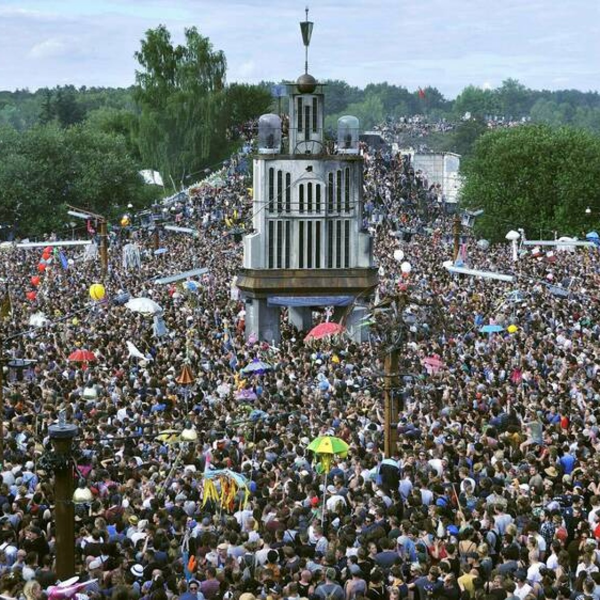 Nackt see fusion festival Salmonfest 2021: