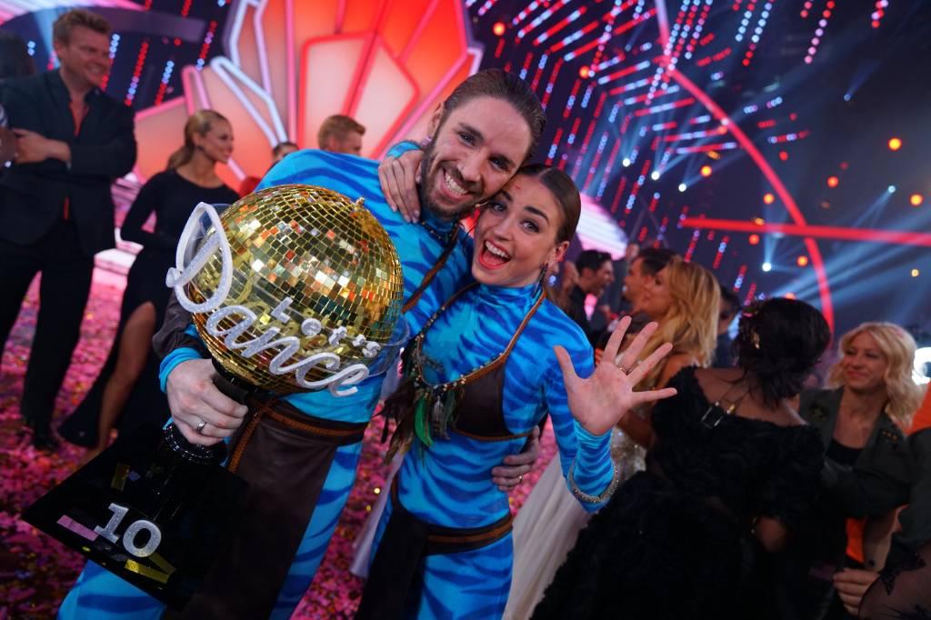 Gil Ofarim Lets Dance Sieger Bedankt Sich Auf Facebook