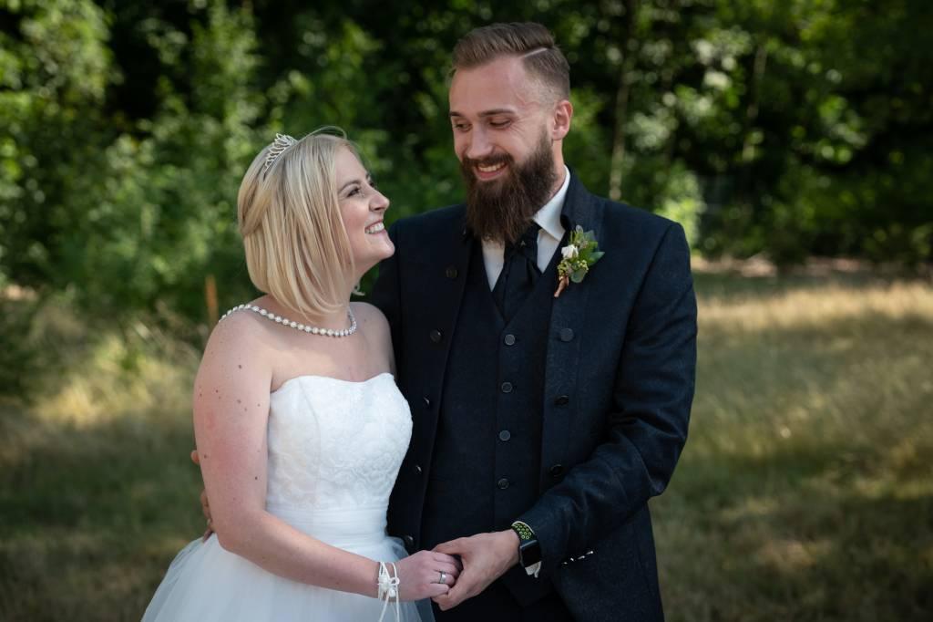 Hochzeit Auf Den Ersten Blick Sind Aron Selina Das Susseste Paar