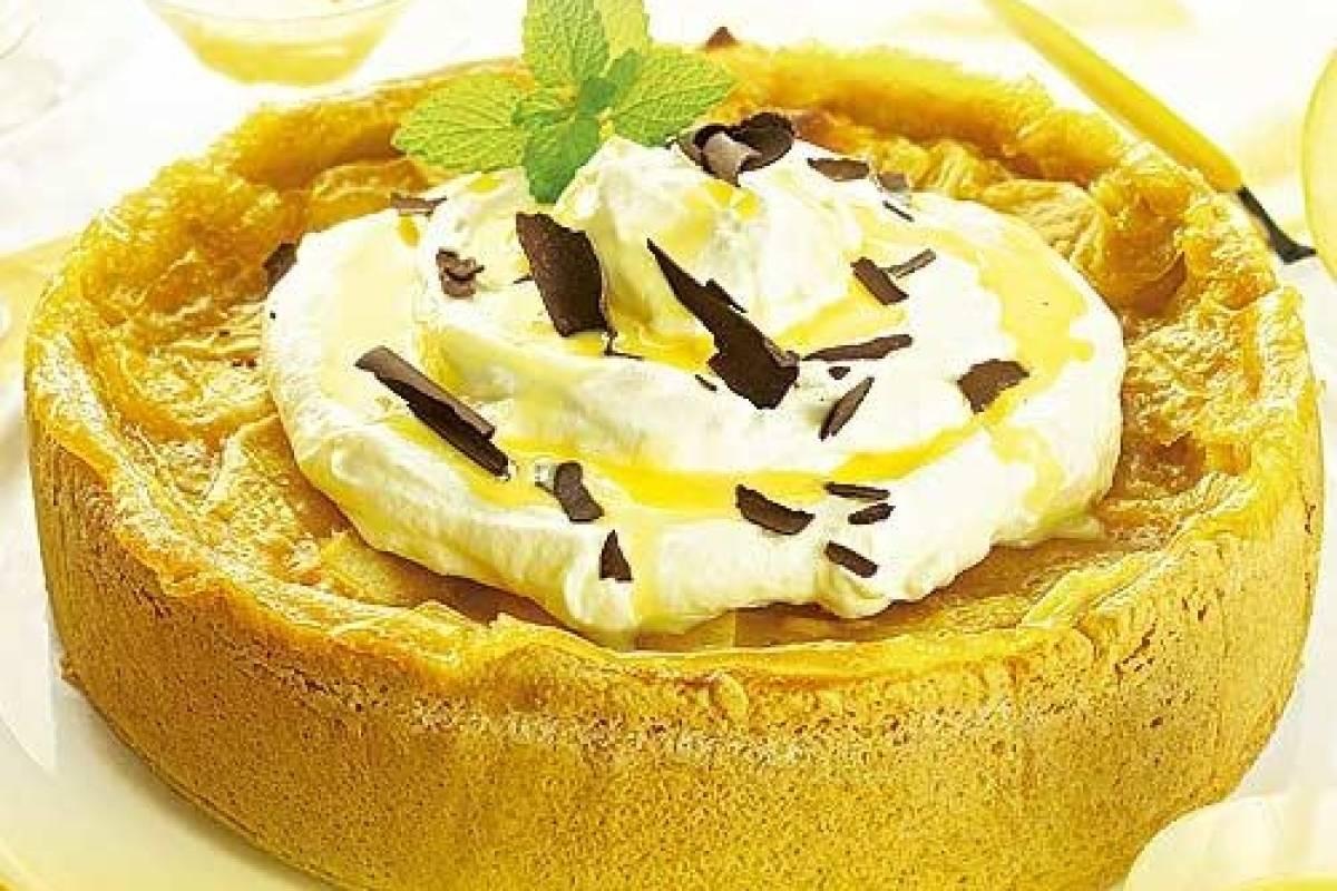 Apfel Eierlikor Kuchen Bildderfrau De