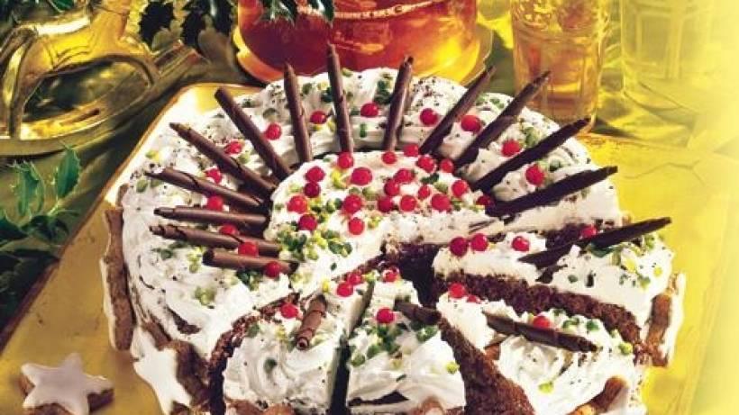 Schoko Espresso Kuchen Bildderfrau De