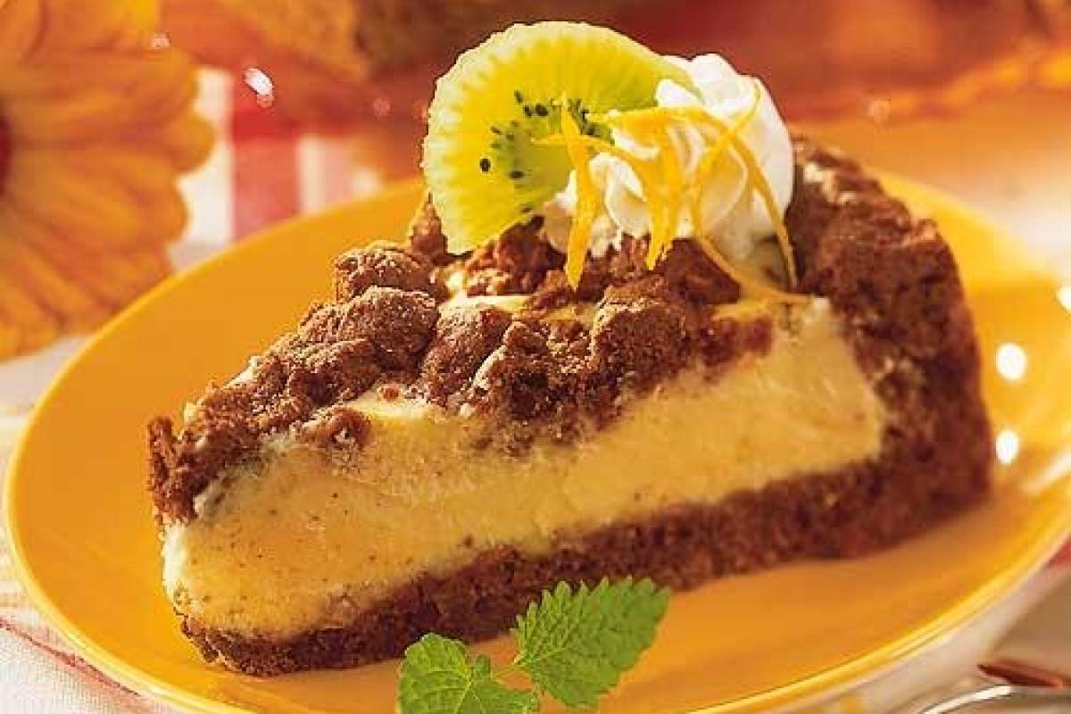 Kakao Quark Kuchen Bildderfrau De