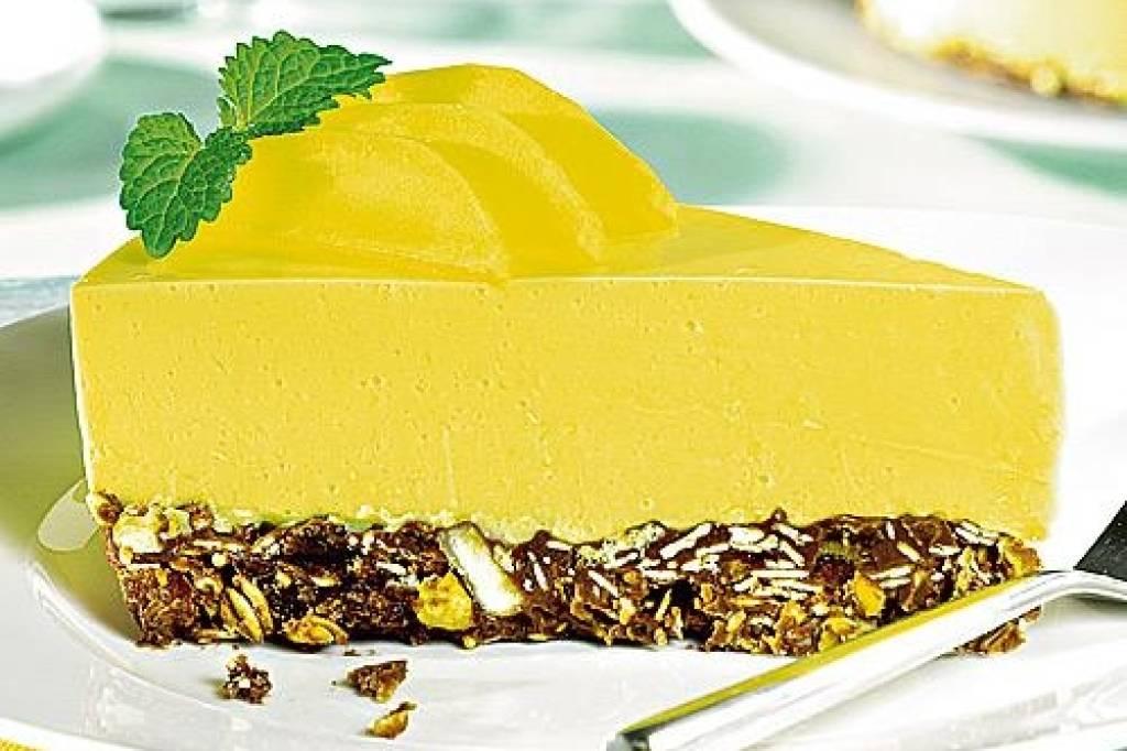 Mango Joghurt Torte Bildderfrau De