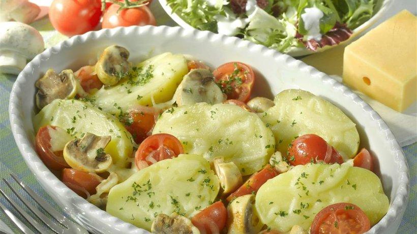 Eiweiß In Kartoffeln