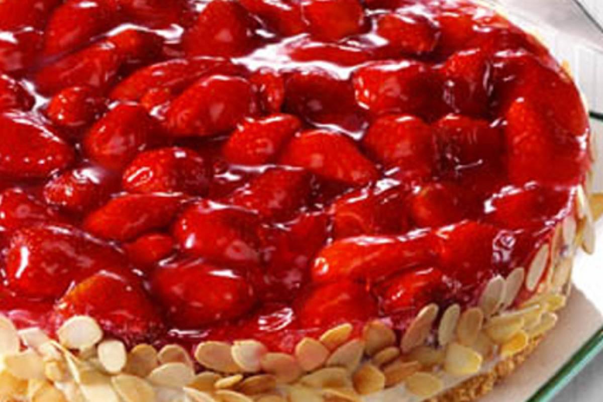 Erdbeer Quark Torte Bildderfrau De