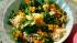 Linsen-Spinat- Gemüse